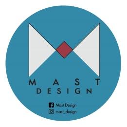 Logo MAST design